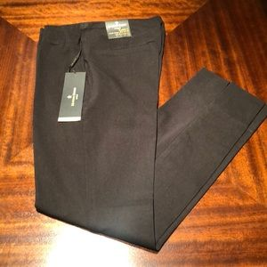 New woman's black pants. Massimo Fabbro Italy